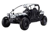 Nouveauté Buggy : PGO Bug Racer 600 cm3