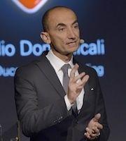 Ducati: Claudio Domenicali présente la 899
