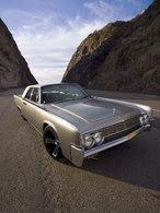 Lincoln Continental 63' : Chapiteau !!