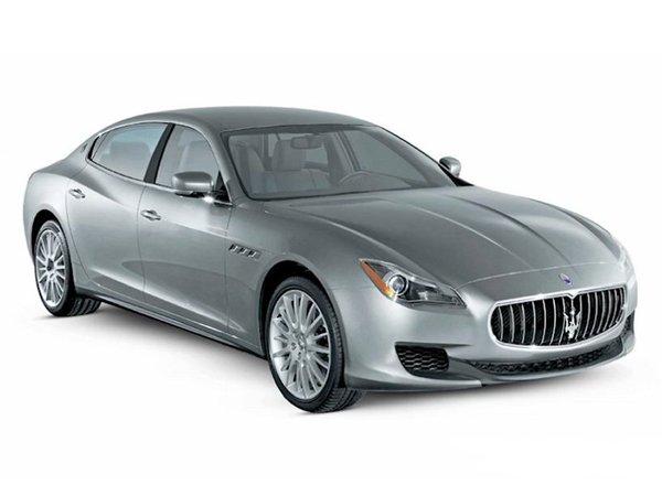 Est-ce là la nouvelle Maserati Quattroporte ?