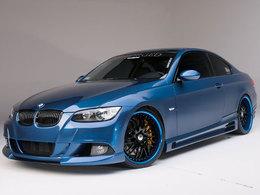 BMW 335 i : Encore une préparation !!