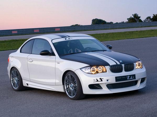 Une BMW Série 1 tii n'aurait pas été assez performante