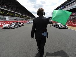 Voulez-vous donner le départ des 24 Heures du Mans 2013?