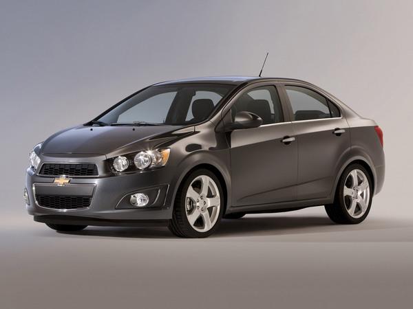 Détroit 2011 : Chevrolet Sonic, en 4 ou 5 portes et en version Z
