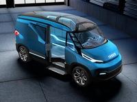 Hanovre 2014 : voici l'Iveco Vision Concept