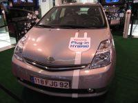 Une auto hybride rechargeable Toyota sortira en Europe d'ici 2012