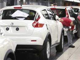 L'Angleterre rattrape la France dans la production automobile