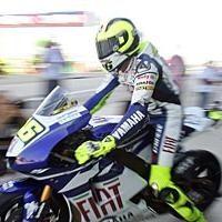 Moto GP: San Marin: Rossi veut le nouveau moteur et n'espère qu'un podium