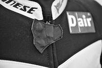 Combinaison airbag Dainese D-Air® en détails.