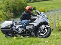 Essai - Honda GoldWing 1800 Bagger : graîne de Star