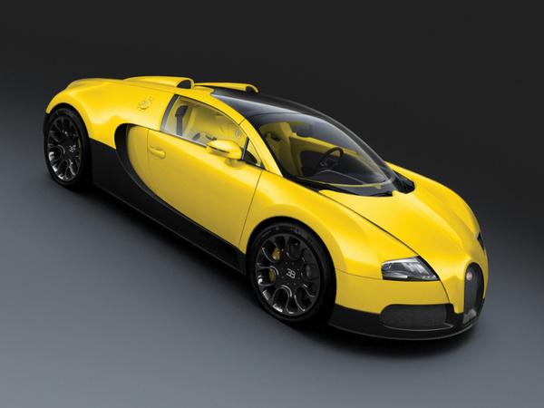 Bugatti Grand Sport édition spéciale toujours à vendre