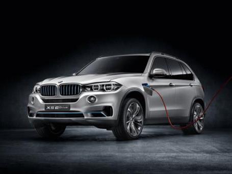 BMW continue de nous parler du X5 hybride rechargeable