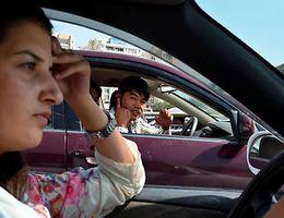 Sécurité routière: les hommes et les femmes au volant