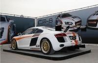 Audi CR-8: Une spécification GT4