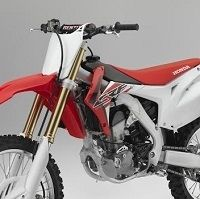 Honda 250 et 450 CRF : les versions 2016