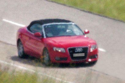 Future Audi A5 cabriolet : est-ce bien elle ?