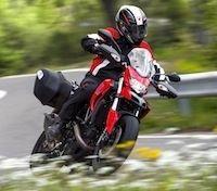 Ducati Hyperstrada: c'est comme vous voulez...