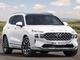 Hyundai Santa Fe (2020) : gros restylage - Salon de l'auto Caradisiac