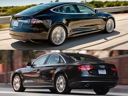 Ventes Tesla et publicité : Audi le prend mal et réagit