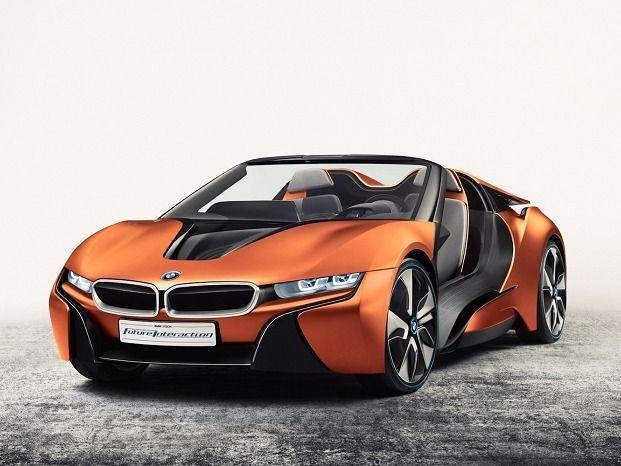 BMW autonome: avec de l'Intel inside