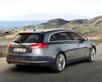 Opel Insignia Sports Tourer : officielle