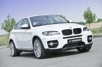 BMW X6 by Hamann : fard discret