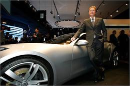 Fisker achète une ex-usine de GM pour Nina