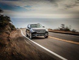 Volvo : forte progression des ventes, rapprochement avec les Allemands
