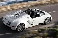 Bugatti Veyron Grand Sport: en détail et en photos