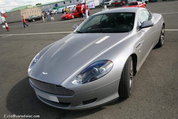Photos du jour : Aston Martin DB9 Le Mans Edition