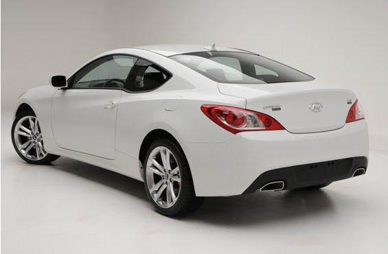 SEMA 2009 : Hyundai Genesis Coupé 2.0T R-Spec, l'essentiel