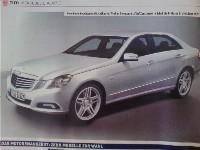 Nouvelle Mercedes Classe E: est-ce elle?