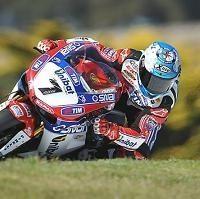 Superbike - Phillip Island M.2: Checa égalise et Biaggi électrise