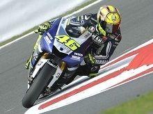 Moto GP - San Marin J.1: Valentino Rossi est extatique