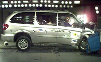 EuroNCAP : la riposte de Chrysler