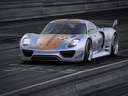 Salon de Détroit - Porsche 918 RSR: les 1ères infos et images!