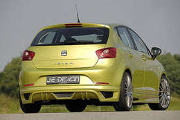 Nouvelle Seat Ibiza by JE Design : modificateur précoce