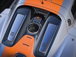 Détroit 2011 : Porsche 918 RSR, toutes les photos et vidéos