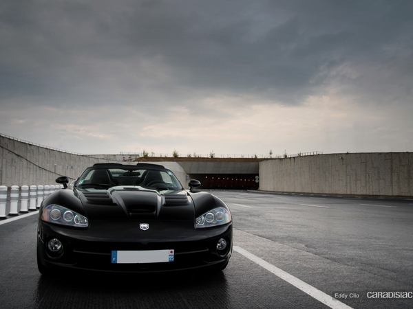 Photos du jour : Dodge Viper SRT10 (Emotionautoprestige)