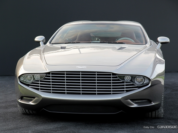 Photos du jour : Aston Martin Shooting Brake Zagato (Concours d'élegance de Chantilly)