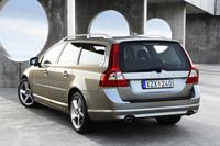 Volvo V70 officielle avant l'heure