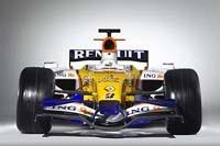 ING Renault F1 Team expose à Helsinki