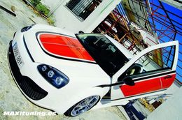 Golf 4 a la sauce custom : mouai..