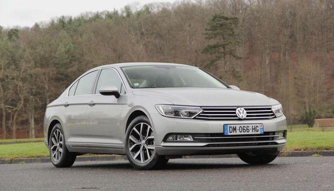 Volkswagen : une nouvelle génération de Passat confirmée