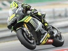Moto GP - San Marin J.2: Cal Crutchlow est un miraculé