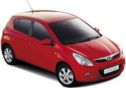Hyundai : Au revoir Getz, bonjour i20