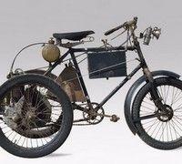 """Vente aux enchères Osenat à Fontainebleau le 14 juin 2015: les """"presque"""" motos."""