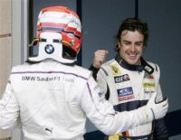 F1 : une paire Kubica-Alonso chez BMW-Sauber ?