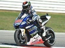 Moto GP - San Marin J.2: Jorge Lorenzo présente des respects à Marquez
