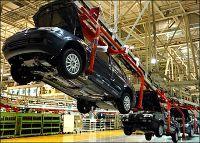 Crise : un plan d'aide à l'industrie automobile proposé